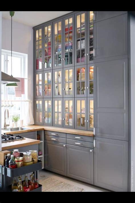 akurum wall cabinets  glass doors move laundry