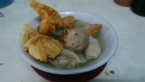 Bakwan Malang Arema bakso malang arema cak jani bintaro info kuliner
