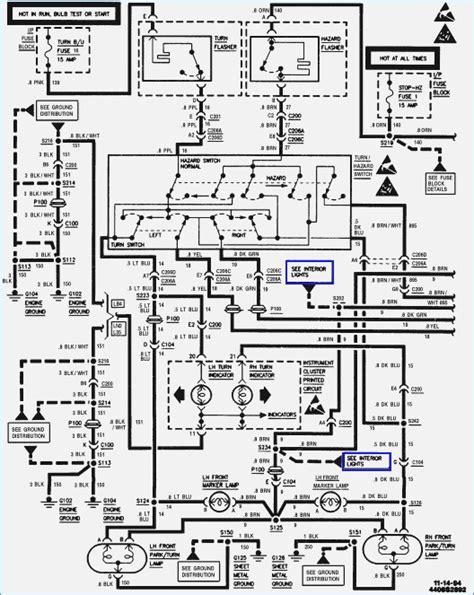 wiring diagram headlight 95 chevy wiring diagram