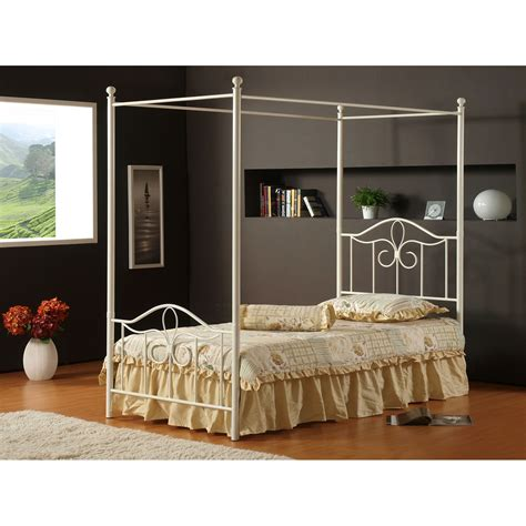 twin bed canopy cover modern shaped canopy twin bed frame best cover twin