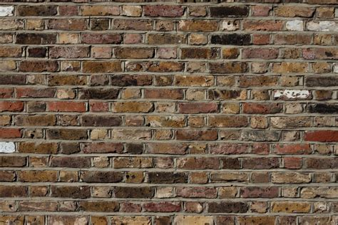 High Resolution Seamless Textures: Colourful Brick