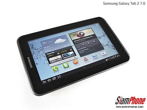 Samsung Galaxy Tab 2 7 0 Espresso sihone ร ว วแท บเล ต samsung galaxy tab 2 7 0 review samsung galaxy tab 2 7 0