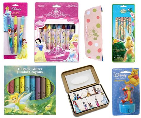Disney Office Supplies by The Cutest Disney Office Supplies Shoplet