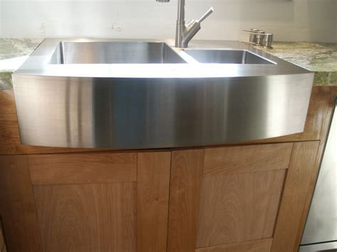 stainless steel farm sink kitchen convenient cleaning with stainless steel farm