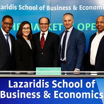 Fogelman College Of Business And Economics Mba by Lazaridis Executive Master S In Technology Management