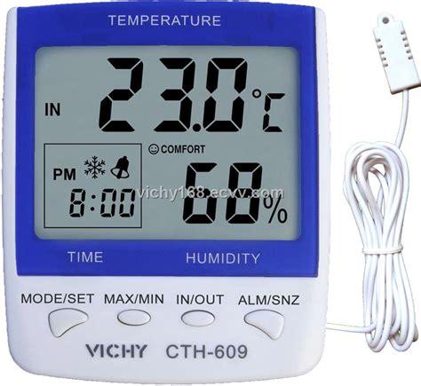 Termometer Ruangan cth 609 digital thermo hygrometer purchasing souring ecvv purchasing service platform