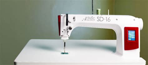 Sit Arm Quilting Machines by The New Artistic Quilter Sit 16 Arm Sit