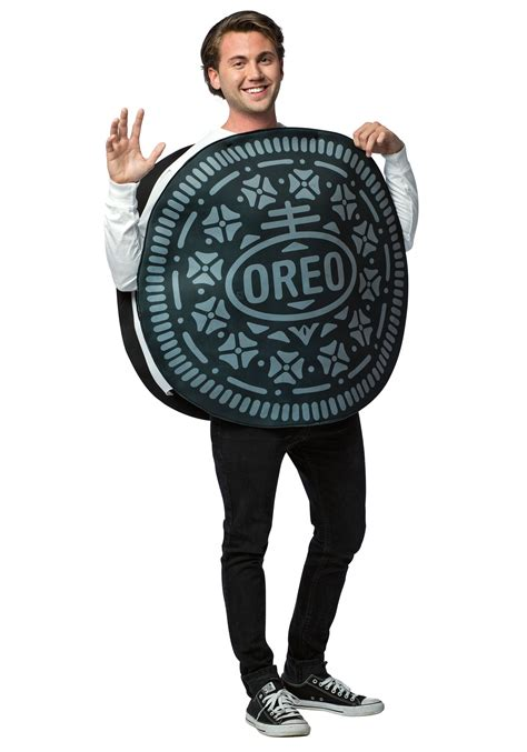 cookie costume oreo cookie costume for adults