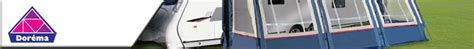 Caravan Awning Manufacturers Uk by Dorema Caravan Awnings For Sale At Chichester Caravans