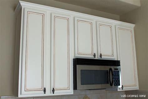 chalk paint kitchen cabinets distressed painted kitchen cabinets chalk paint well groomed home