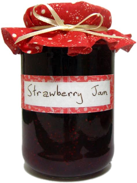 strawberry jam   easy homemade