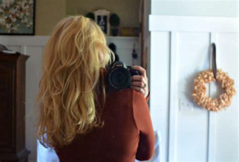 curly hair   sock bun curling method home stories