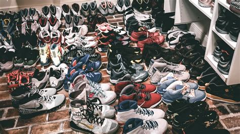 The Sneaker Closet by You Seen Anthony Davis S Sneaker Closet The Source