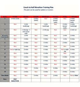 25 best ideas about marathon plans on