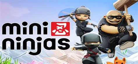 mini games full version for pc mini ninjas free download full pc game full version