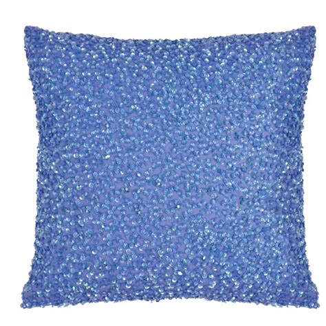 Accessory Pillows by Vue Beaded 12 Inch Square Accessory Pillow Shopbedding