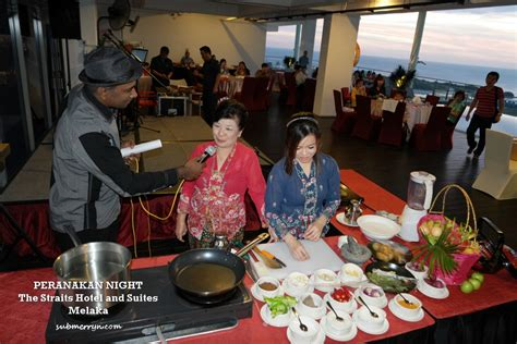 Live Peranakan Cooking Demo At The Straits Hotel And Suites Melaka | live peranakan cooking demo at the straits hotel and
