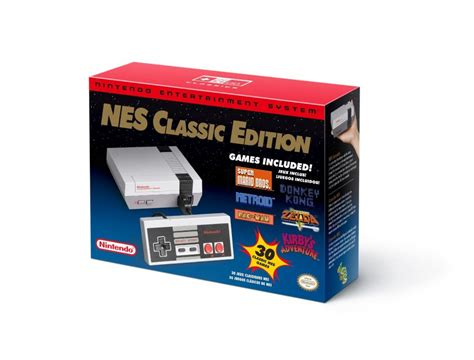 nintendo entertainment system nes classic edition weight revealed for nes classic edition idealist