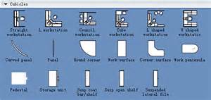 Blueprint Software Mac cubicles symbols for building plan