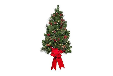 top 5 best half christmas trees for corners walls