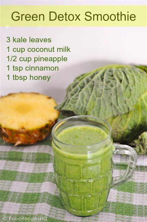 Detox Blended Drinks by Best 25 Green Smoothie Ideas On Green