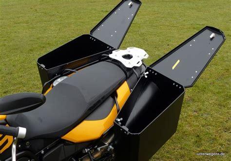 Motorradkoffer Sozius by Koffer Koffersystem Ma 223 Geschneidert F 252 R Bmw F800gs