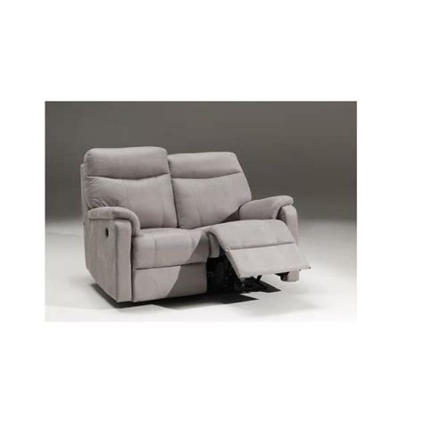 Canape Relaxation Cuir Electrique