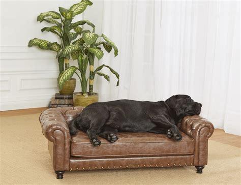 dog settee wentworth tufted dog sofa 187 gadget flow