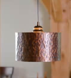 Pendant Light Over Kitchen Sink copper shade pendant lights dark brown hairs