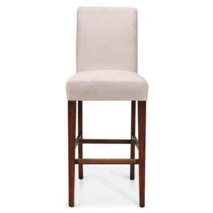 Parson Bar Stool Covers by Muslin Parson S Couture Furniture Covers Grandin Road