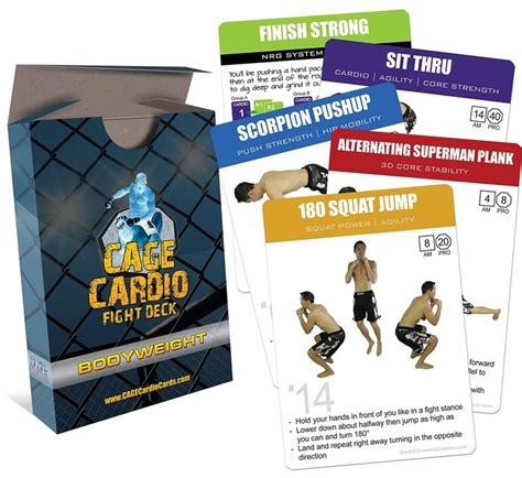 best cardio mma workouts a listly list