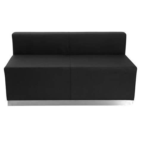 home decorators collection gordon black leather sofa home decorators collection gordon black leather loveseat