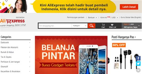 aliexpress indonesia welcome to indonesia aliexpress tukangmarketing
