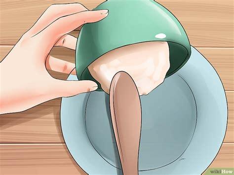 cara membuat yoghurt froyo 4 cara untuk membuat frozen yogurt wikihow