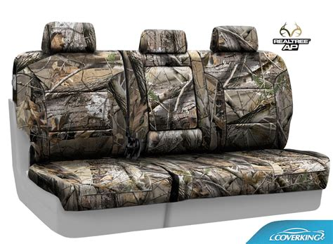 camo seat covers coverking realtree camo seat covers free shipping