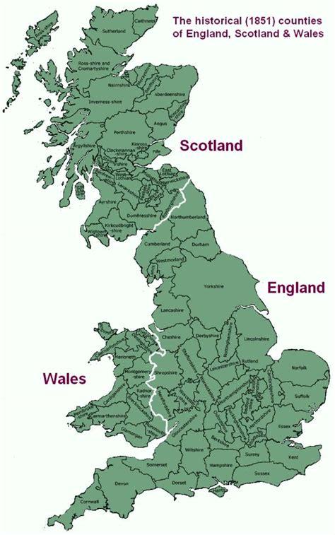 map uk scotland and scotland map