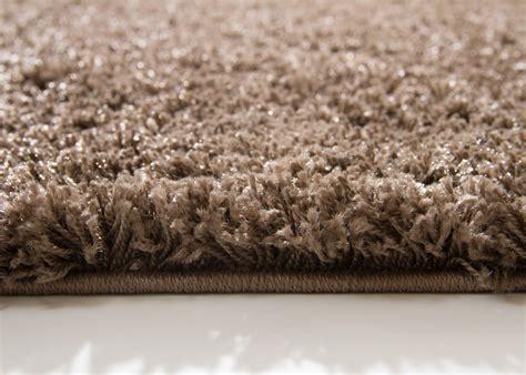 teppich taupe langflor hochflor teppich happy xl top qualit 228 t 2600 g