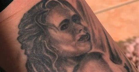 spit first tattoo bodyshockers on channel 4 smith gets of
