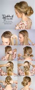 tutorial thin hair hairstyles 18 easy braided bun hairstyle tutorials gurl com
