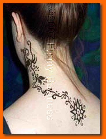 henna tattoo fort worth best 25 henna neck ideas on 3