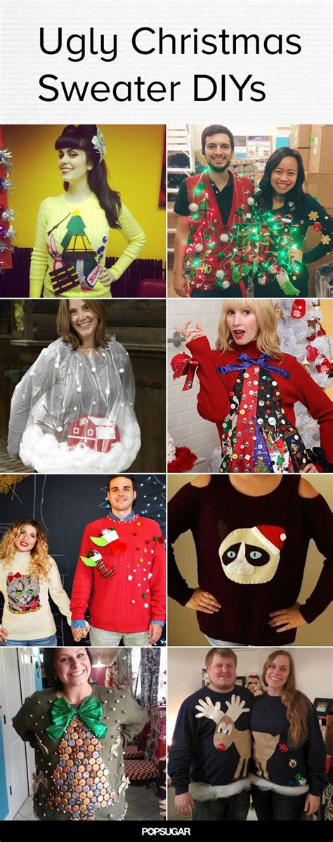 ugly christmas sweater ideas with lights 61 best wacky tacky christmas party wear images on