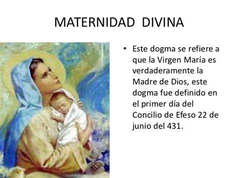 libro la maternidad y el dogmas marianos