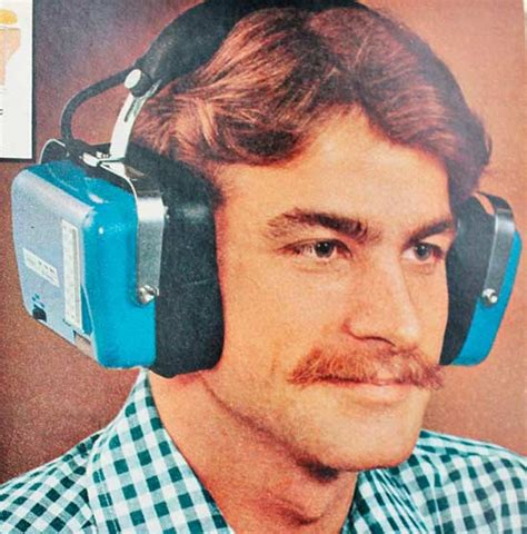 vintageheadphones 1970s team jimmy joe