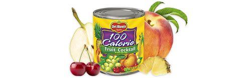 fruit 100 calories fruit cocktail 100 calories monte foods inc