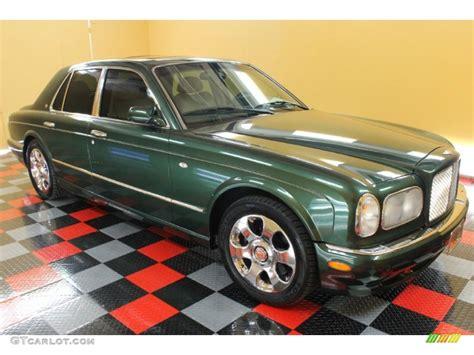 bentley 2000 interior 2000 green bentley arnage label 53981672 gtcarlot