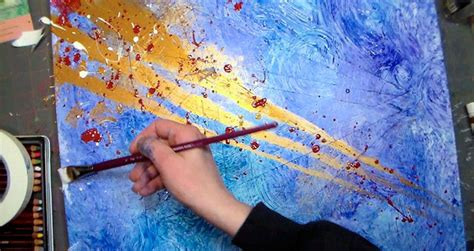 can you paint acrylic on canvas pop painting diy using acrylic paints