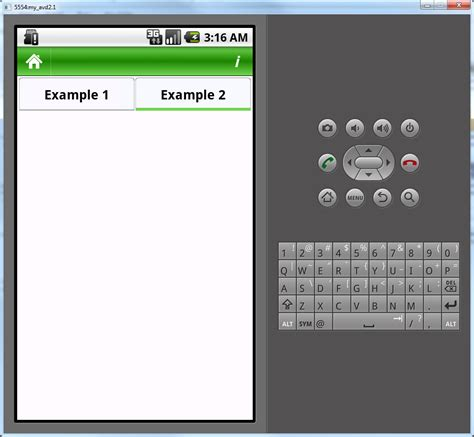 java does android studio layout editor shows custom view android how to build tabs like the ones show on android