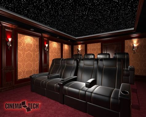 Kitchen Paints Ideas by Custom Home Theater