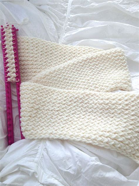 Knifty Knitter Patterns Scarf Round Loom | 224 best loom knitting images on pinterest knifty