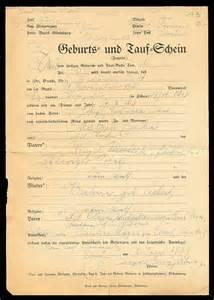 german birth certificate template german birth certificate template ebook database